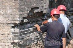 天津安里甘教堂修缮施工